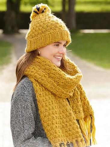 Conjuntos de lana